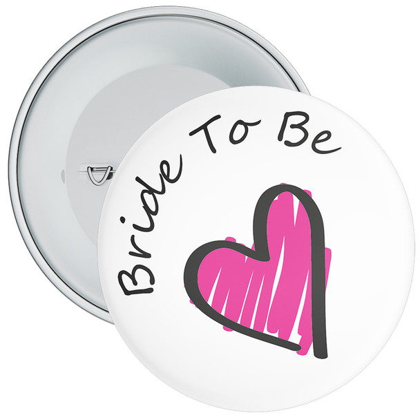 Bride to Be Hen Party Badge