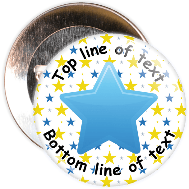 School Customisable Generic School Award Badge 10