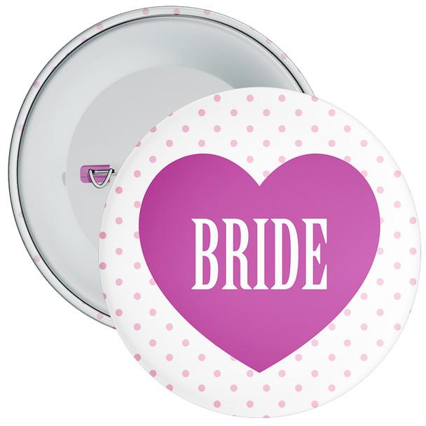 Classy Bride Hen Party Badge 3