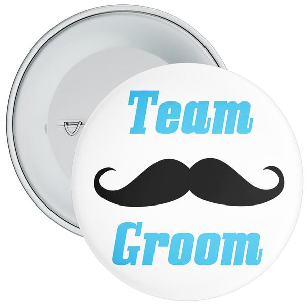 Team Groom Badge 2