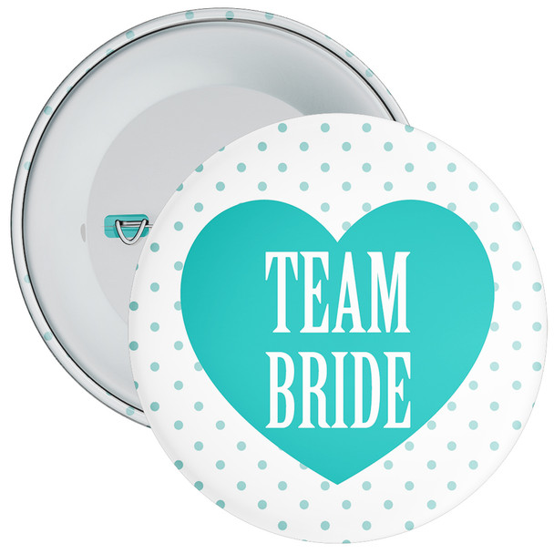 Classy Team Bride Hen Party Badge 3