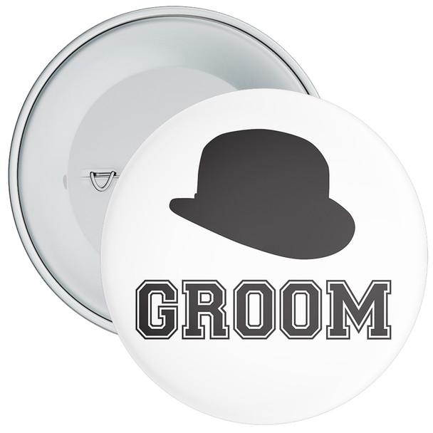 Groom Badge 6