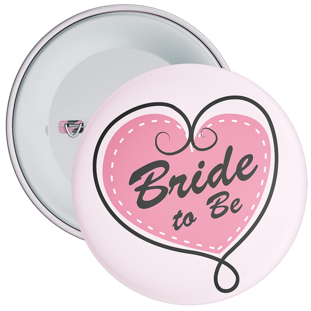 Bride to Be Hen Party Badge 2