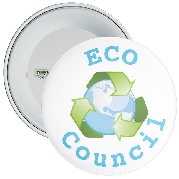 School ECO Council Badge 1