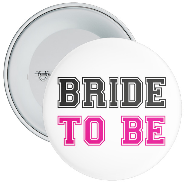 Bride to Be Hen Party Badge 1