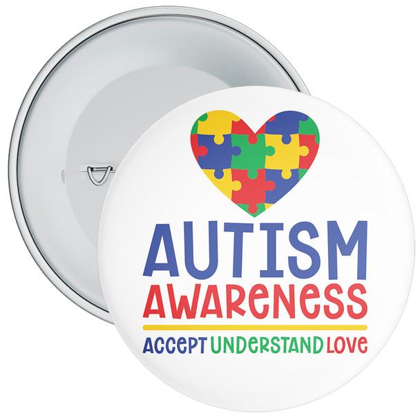 Autism Awareness Badge