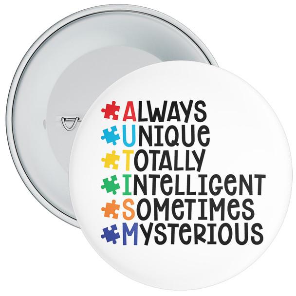AUTISM Badge