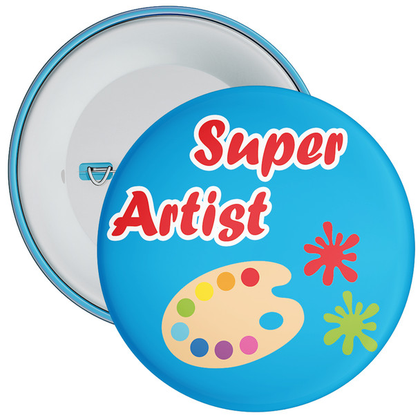 Super Artist Badge