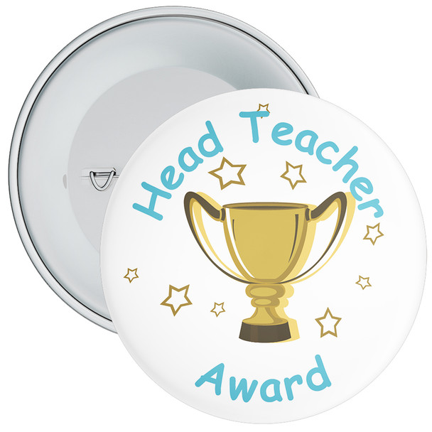 Head Teacher Award Badge 2