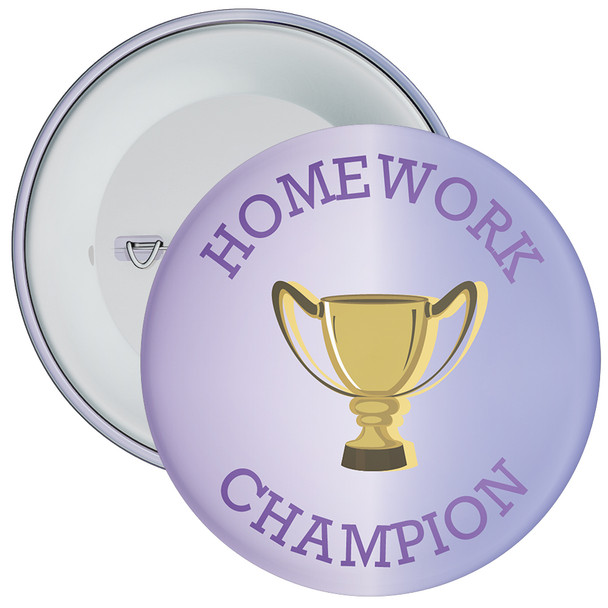 Homework Champion Badge 2