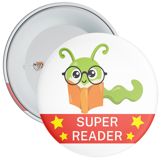 Super Reader Badge