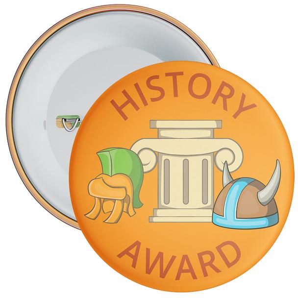 History Award Badge