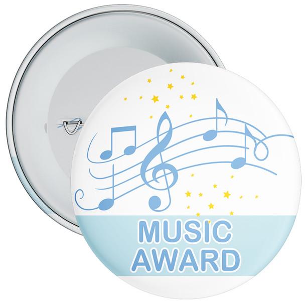 Blue Music Award Badge