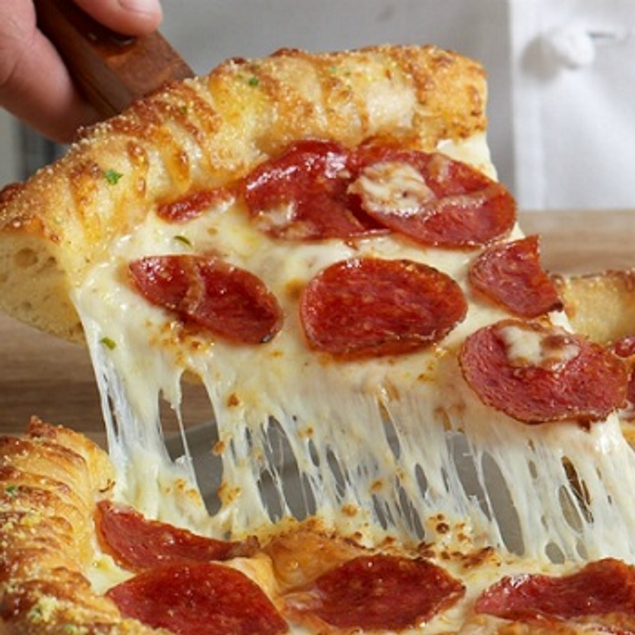 Dominos Pizza Large 3 Topping Pizza