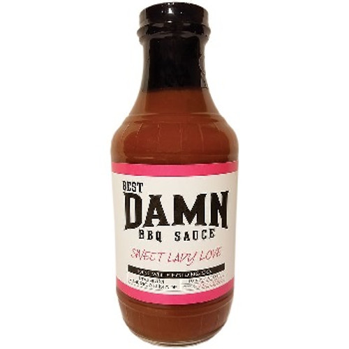 Best Damn BBQ Sauce, Sweet Lady Love BBQ Sauce - PICK UP @ 4205 CHERRY AVE