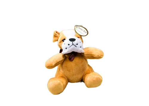 Stuffed Bulldog