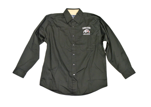 Men's Twill Button Down Shirt
