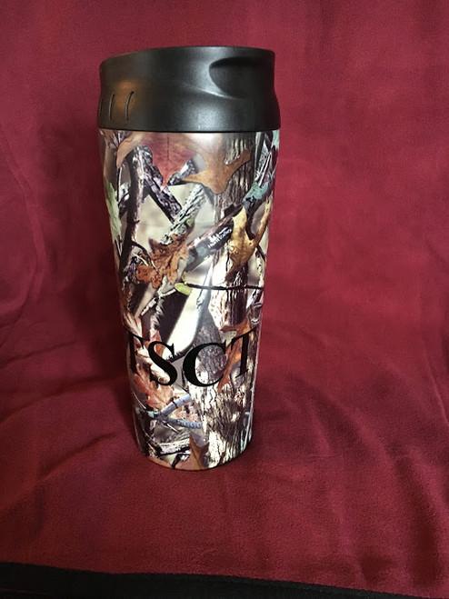 Camouflage Travel Mug