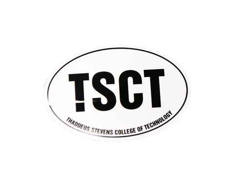 TSCT Sticker