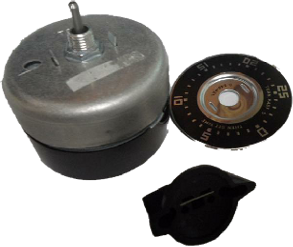 Hill Anatomotor Replacement Timer Kit - Timer, Knob, & Plate