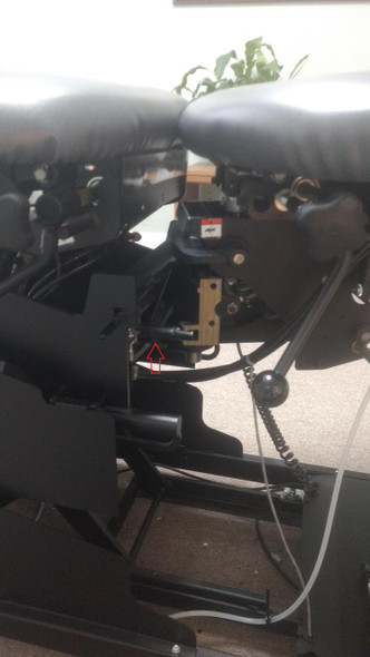 Chattanooga FX Flexion Table Mechlock for Lateral Bending