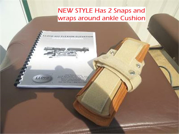 Lloyd Flexion Table Replacement Ankle Straps, Lloyd Flexion Table Ankle Straps, Lloyd Ankle Straps, Lloyd Table Ankle Straps, Lloyd Flexion Table, Replacement Ankle Straps, Lloyd  Table Ankle Straps
