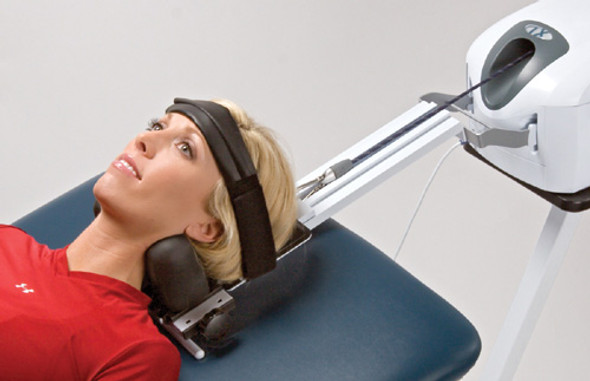 Saunders Cervical Traction Device - Clinical Device