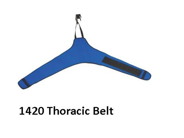 CHATTANOOGA QUICKWRAP Thoracic TRACTION BELT,REPLACEMENT CHATTANOOGA QUICKWRAP Thoracic TRACTION BELT, CHATTANOOGA QUICKWRAP Thoracic TRACTION BELT 1430,CHATTANOOGA DECOMPRESSION Thoracic TRACTION BELT, CHATTANOOGA DECOMPRESSION TABLE Thoracic TRACTION BELT