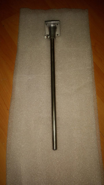 Zenith CI Table Ankle Slide Rod AND Bracket
