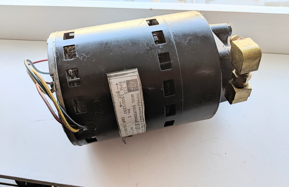 Refurbished Zenith Vertilift Motor and Hydraulic Pump- MTE Motor and Pump