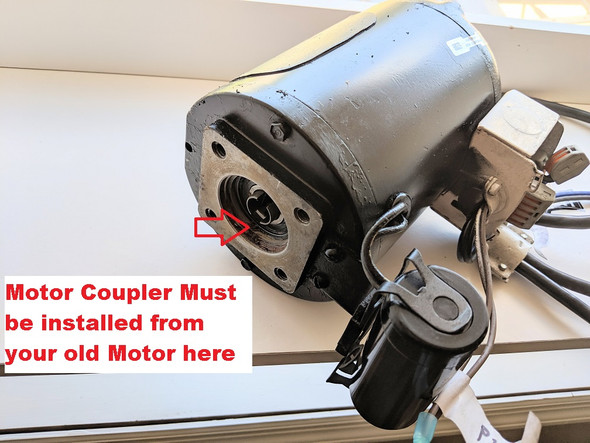Zenith Refurbished Hylo Table Motor