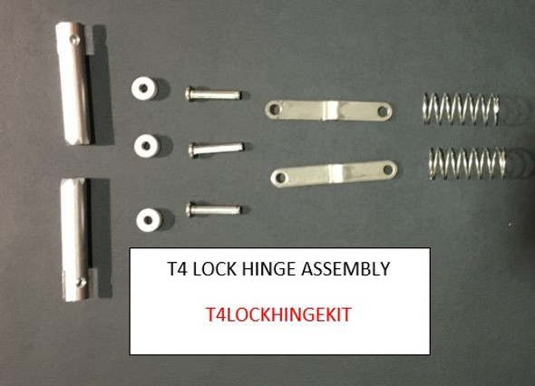 Dynatron T3/T4 Lock Hinge Assembly