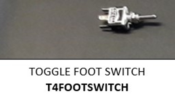 Dynatron T3/T4 Toggle Foot Switch