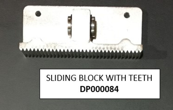 Dynatron T3/T4 Slide Rack Block Assembly