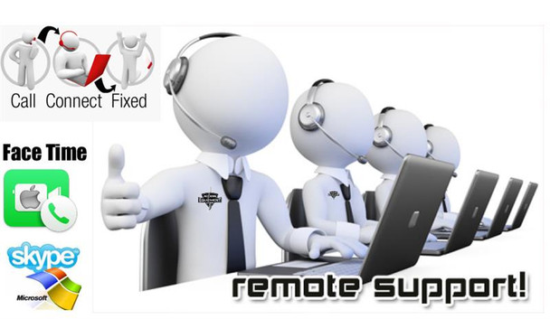Video Chat for Chiropractic Table Assisted Tech Support Repair or Trouble Shooting