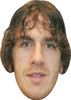 Puyol Barcelona Footballer Celebrity Face Mask