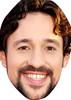 Thomas Nicholas Kevin Celebrity Face Mask