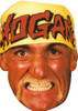 Hulk Hogan Sports Celebrity Face Mask