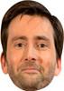 David Tennant MH 2018 Tv Celebrity Face Mask