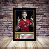 Personalised Signed Football Autograph print - Roberto Firmino Framed or Print Only