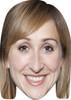 Charlotte Bellamy Laurel Thomas Tv Movie Star Face Mask