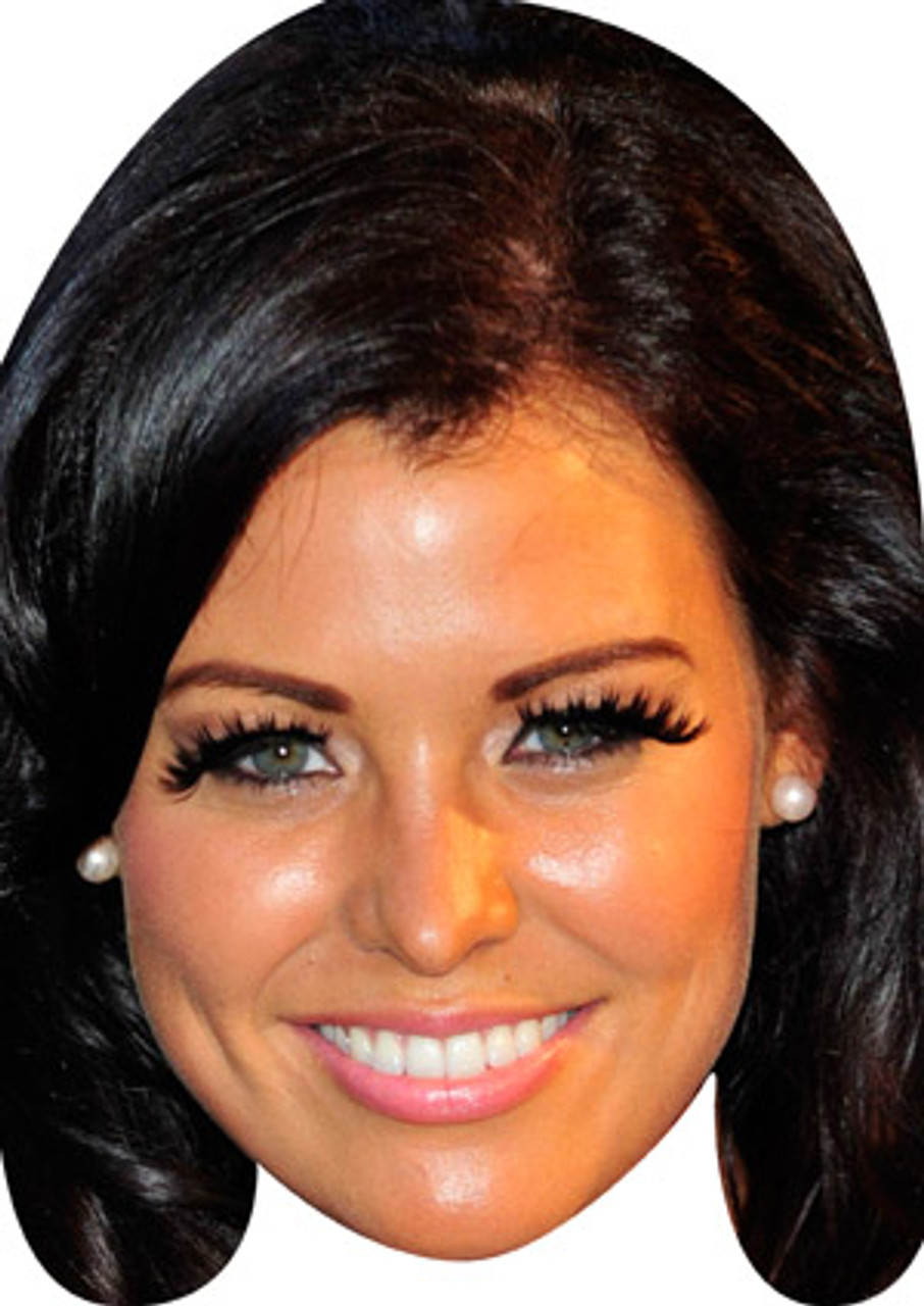 Jessica Wright Celebrity Party Face Fancy Dress Celebrity Facemasks Com