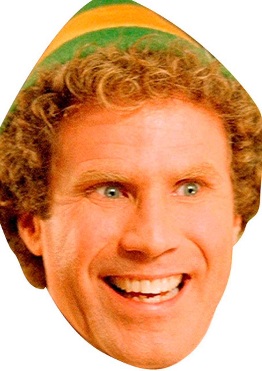 Will Ferrell Christmas Movie.Will Ferrell Christmas Movies Stars 2018 Celebrity Face Mask