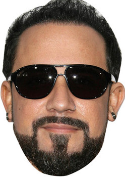Aj Mclean Back Street Boys Celebrity Face Mask