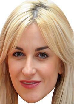 Becky Celebrity Face Mask