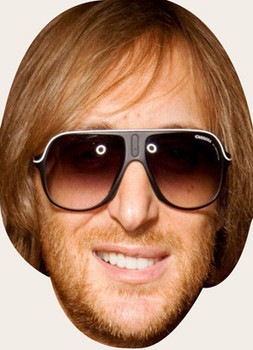 David Guetta Celebrity Face Mask