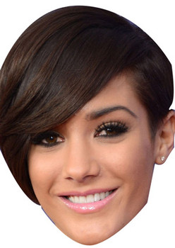 Frankie Sandford Celebrity Face Mask