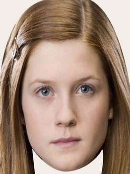 Bonnie Wright Celebrity Face Mask