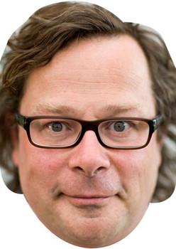 Hugh Fearnley Whittingstall Celebrity Face Mask