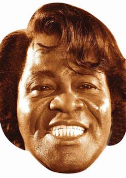 James Brown Celebrity Face Mask